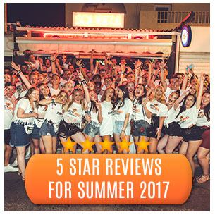 5 Star Reviews for Summer 2017