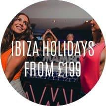 Ibiza Holidays From £199