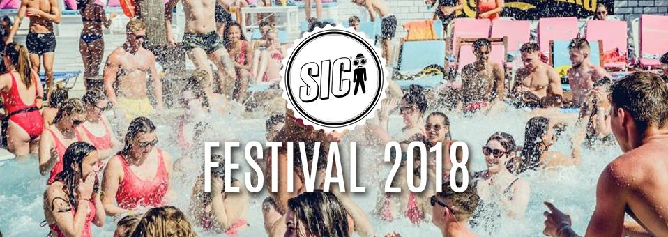 SIC Festival 2018 Clubbing Package