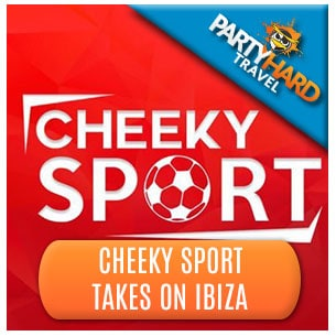 Cheeky Sport Takes on Ibiza