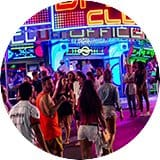 BCM Planet Dance Magaluf nightlife