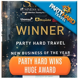 Winnner of Huge Award for New Business of the Year