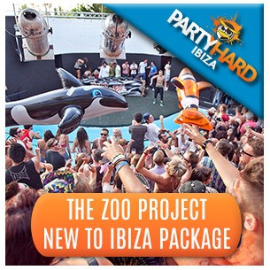 The Zoo Project New to Ibiza Package
