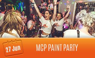 27th June: Magaluf Club Pass MCP Paint Party