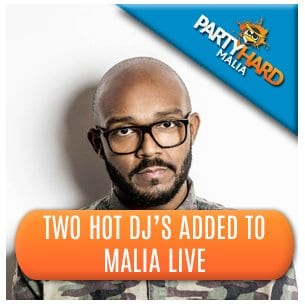 Two Hot DJ's Mistajam and Blonde