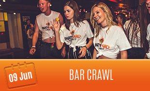 9th June: Bar Crawl