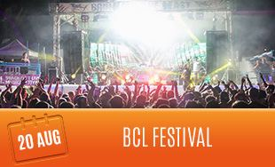 20th August: BCL Festival