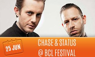 29th June: Chase and Status at BCL Festival