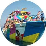 Fantasy Boat Party Ayia Napa, Cyprus