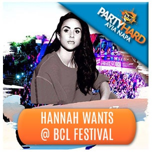 Hannah Wants @ BCL Festival
