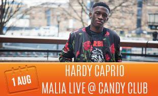 1st august: Nathan Dawe Malia Live