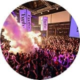 Amnesia the Biggest Club in Ibiza