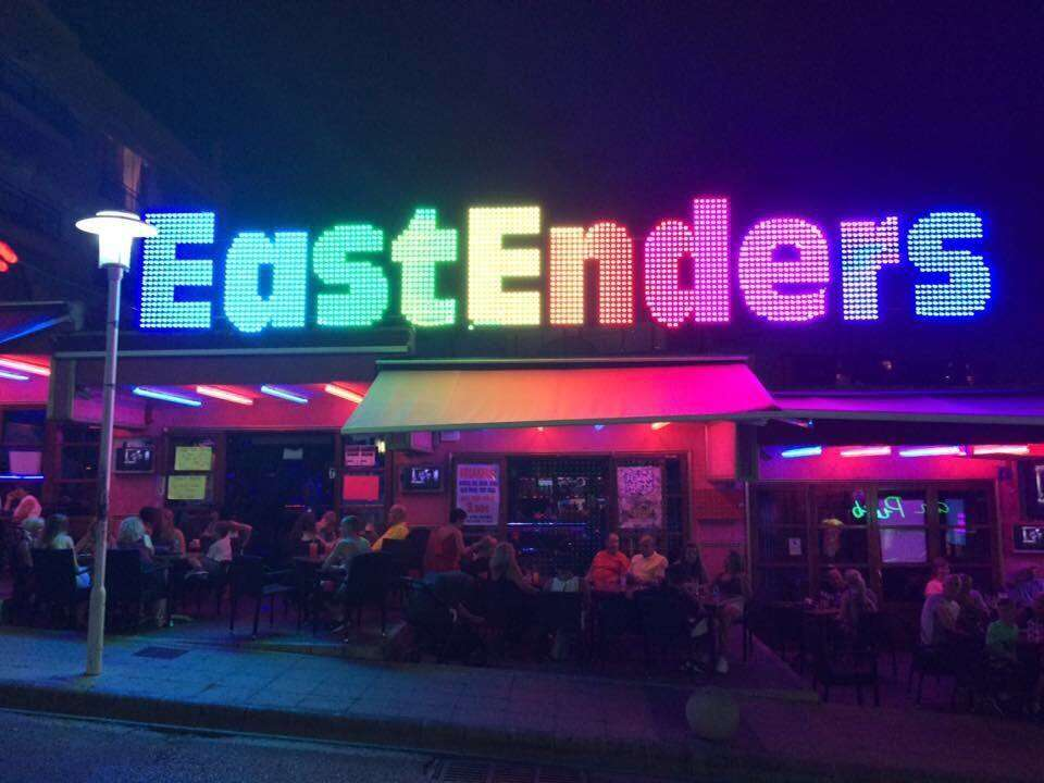 eastenders bar 5 reasons to visit magaluf