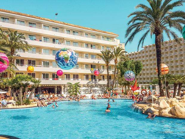 bcm pool party 5 reasons to visit magaluf