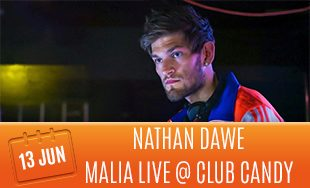 13th June: Nathan Dawe Malia Live