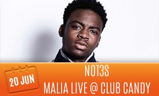 20th June: Notes Malia Live