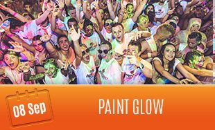8th September: Paint Glow
