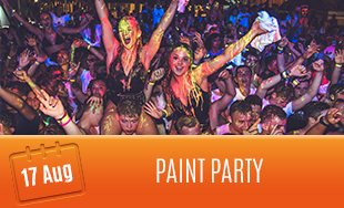 17th August: Paint Party