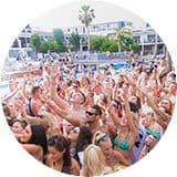 napa rocks pool party