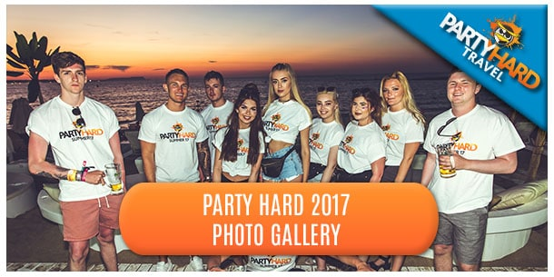 Party Hard Team Magaluf Photo Gallery