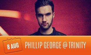 8th August: Phillip George Club Trinity