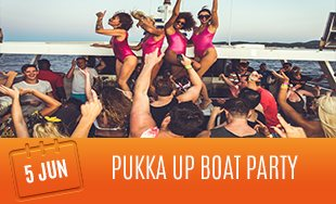 5th June: Pukku Up Boat Party