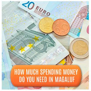 Spending Money in Magaluf