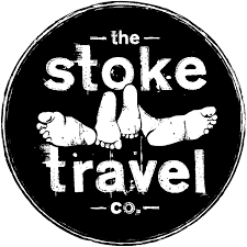 The Stoke Travel Co Logo