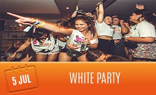 5th July: The White Party