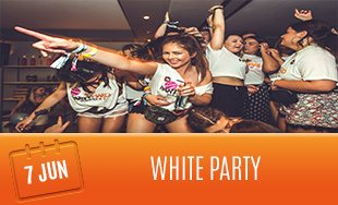 7th June: The White Party
