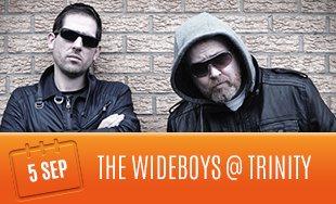 5th September: The Wideboys Club Trinity