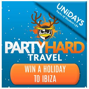 Win A Holiday To Ibiza With Unidays, Perks of Student Life