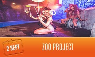 2nd September: Zoo Project