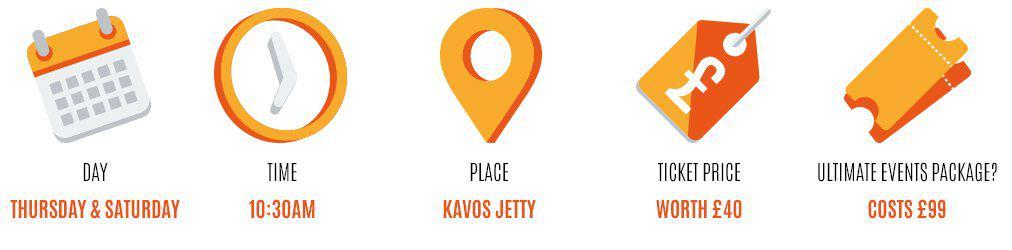 kavos booze cruise details