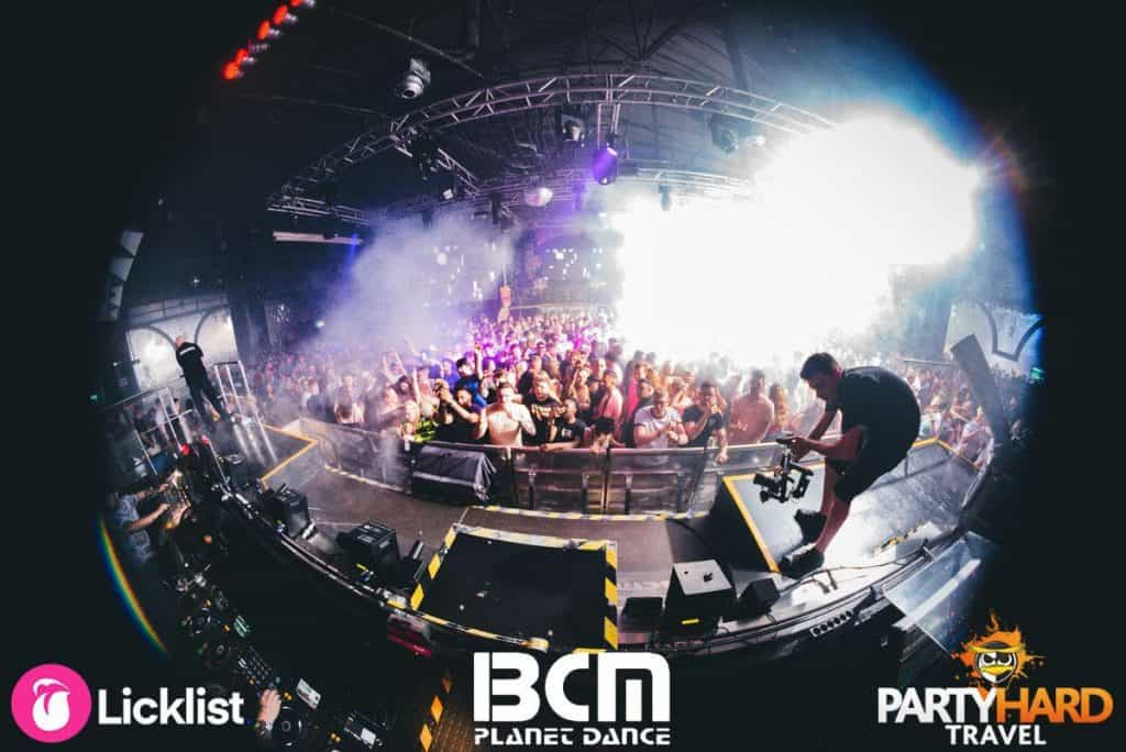 Resident Photographer capturing the moment at BCM Planet Dance