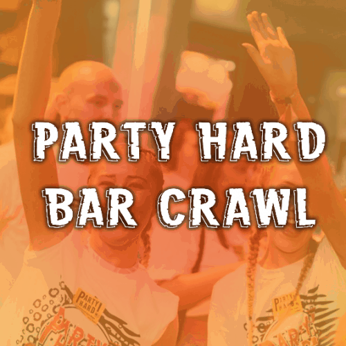 Party Hard Bar Crawl
