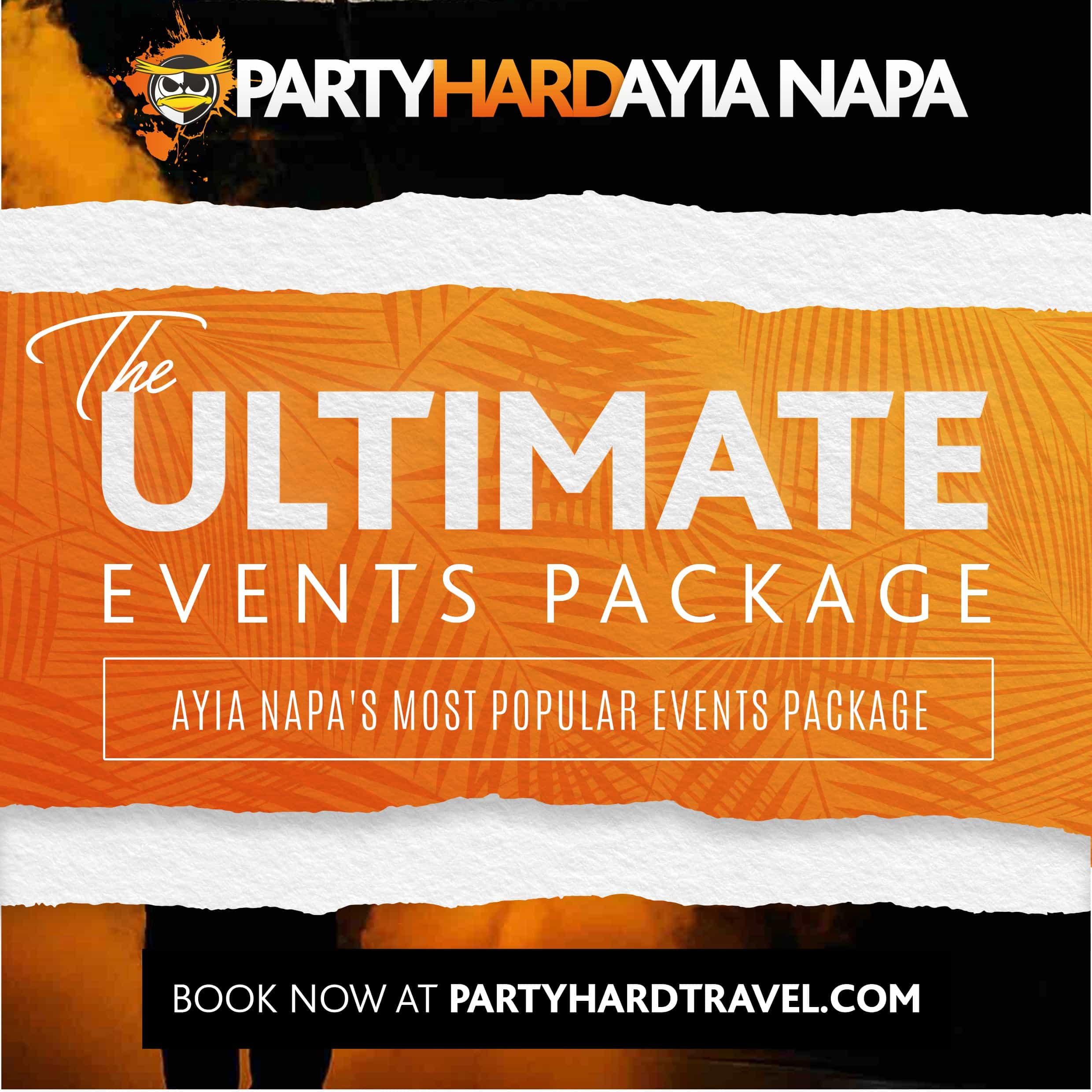 Ayia Napa Ultimate Events Package