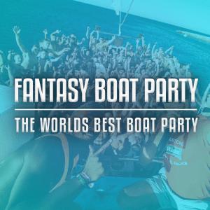 Fantasy Boat Party
