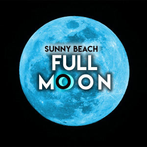 Sunny Beach Full Moon Party