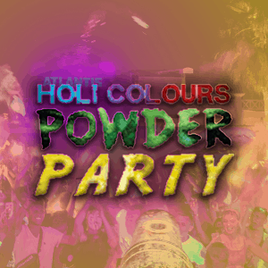 Holifest Powder Party