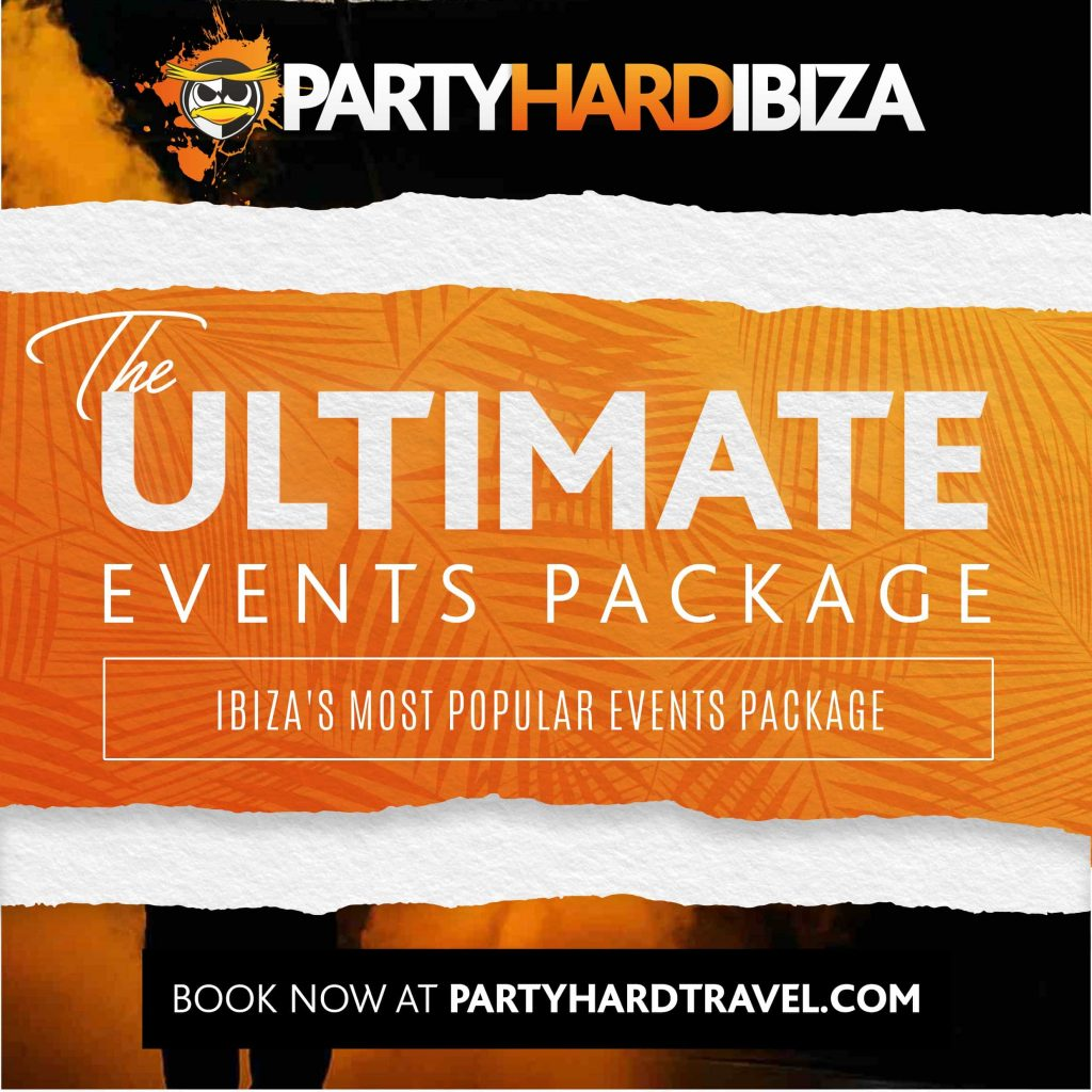 Ibiza Ultimate Events Package