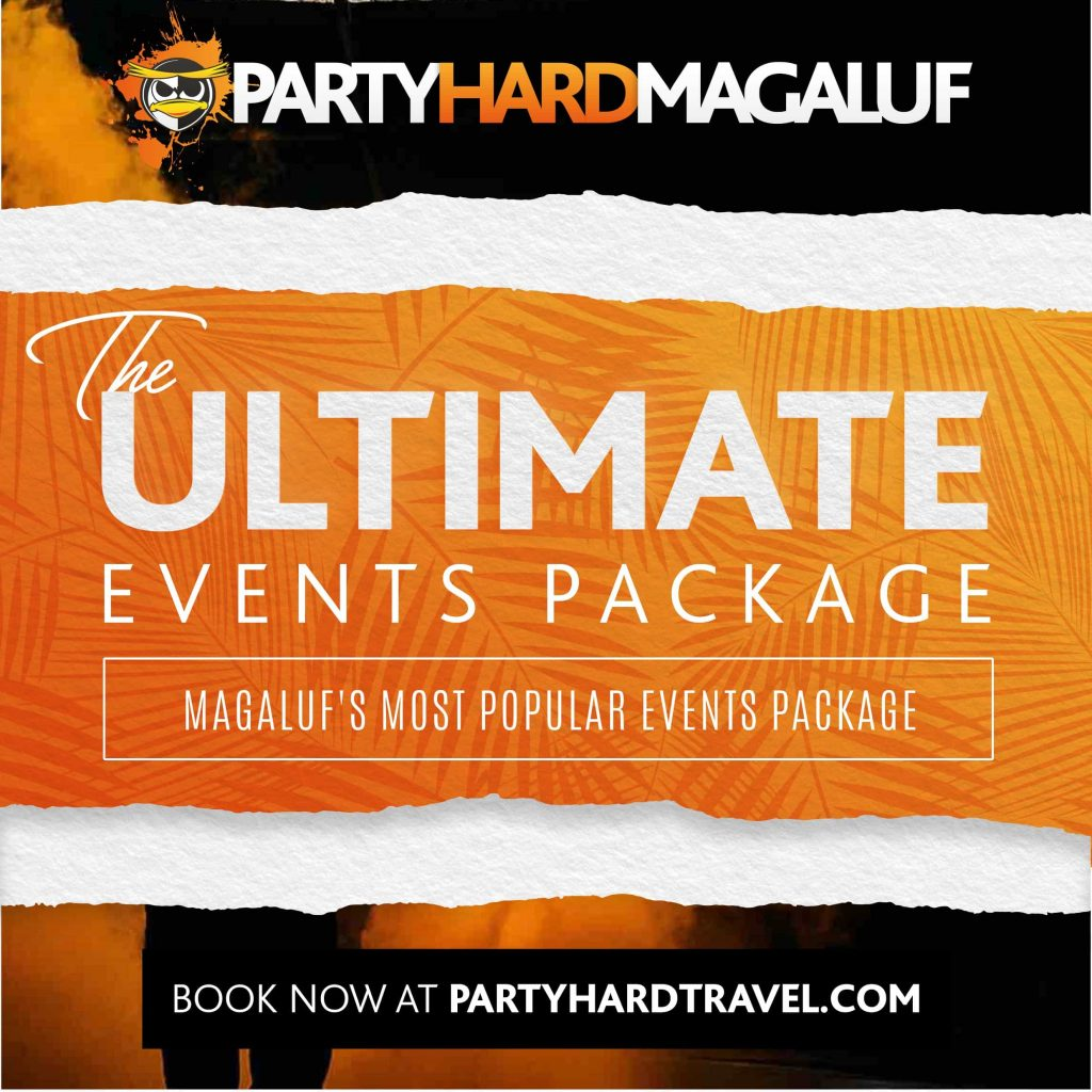 Magaluf Ultimate Events Package