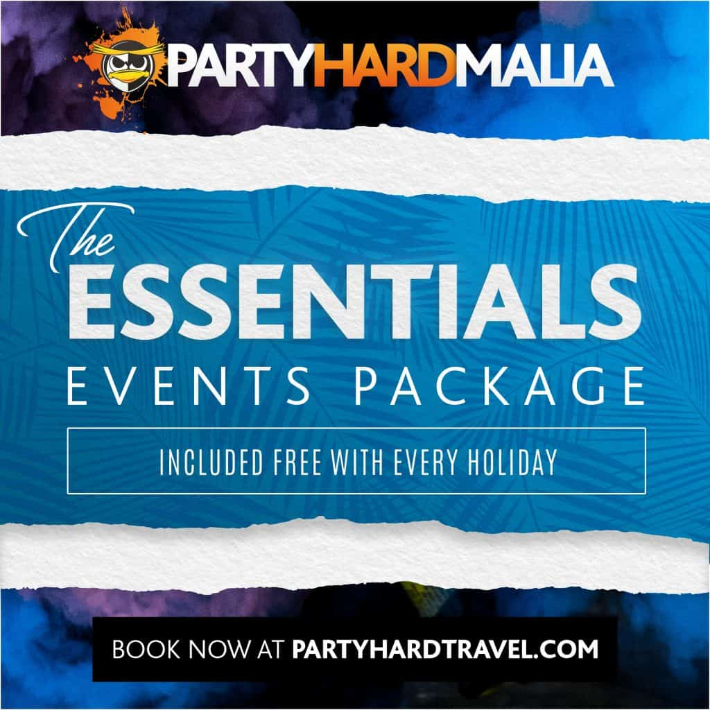 Malia Essentials Events Package