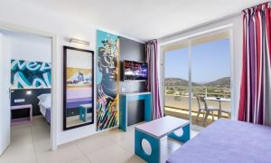 bh mallorca hotel room