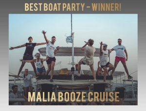 malia booze cruise winner of best boat party