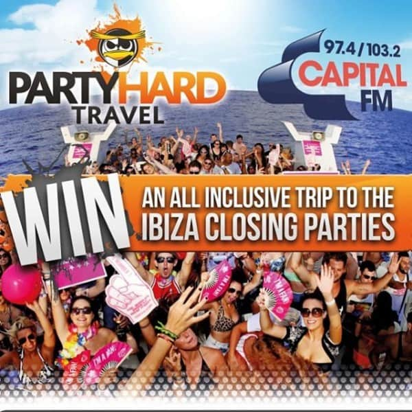 Capital FM holiday competition