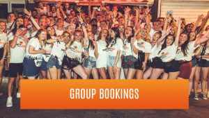 group booking request button - for groups of 10 or more