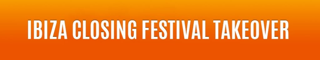 ibiza closing festival takeover orange button