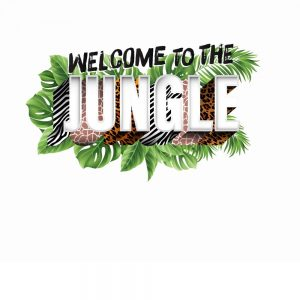 Welcome To The Jungle event poster