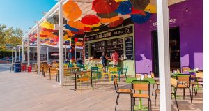 Food Restaurants and Eating Establishments in Magaluf
